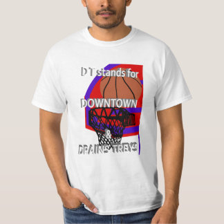 DT Stands for T-Shirt