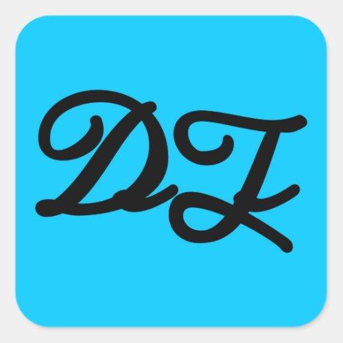 DT sticker