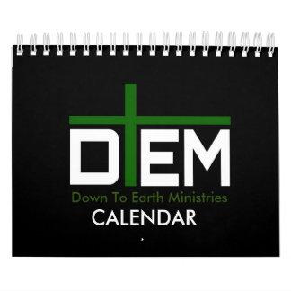 DTEM Calendar 2016