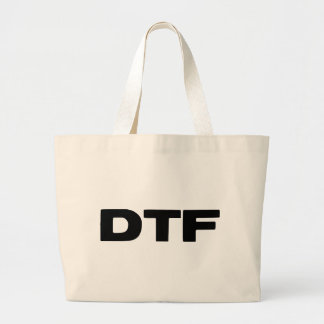 DTF CANVAS BAGS