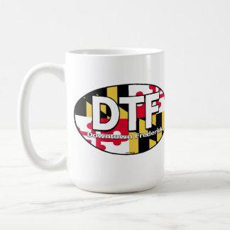 DTF Downtown Frederick Maryland Flag Mug
