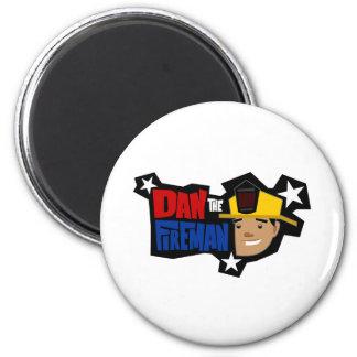 DtF Logo 2 Inch Round Magnet