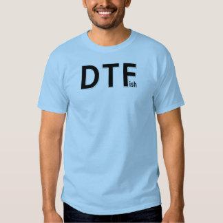 DTFish - Funny Fishing T-shirts