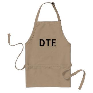 DTFish - pesca divertida Delantal