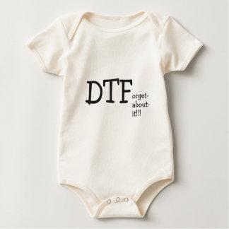 dtforgetaboutit body para bebé