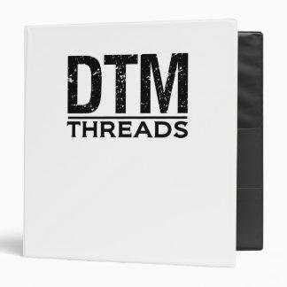 DTM Binder