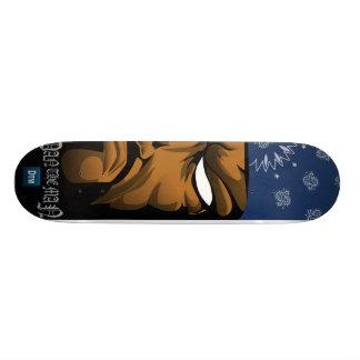 DTM Mean Muggin' Skateboard Deck