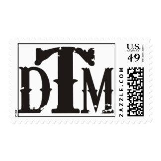 DTM Postage Stamps