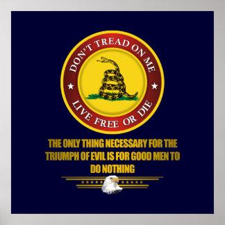DTOM -Obligation Poster