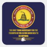 DTOM -Obligation Stickers