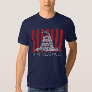 DTOM - Red stripes T Shirt