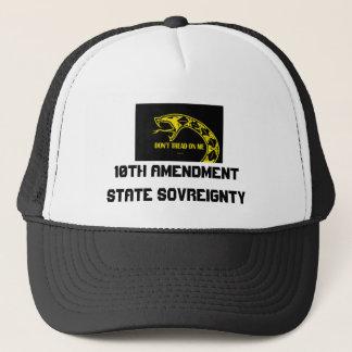 dtom snake, 10th AmendmentState Sovreignty Trucker Hat