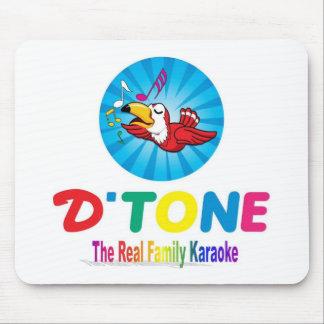 D'Tone Family Karaoke Souvenirs Mouse Pad