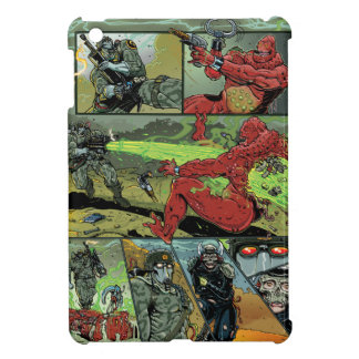 DTOX Comic book page by Nenad Gucunja -DOOMSDAY iPad Mini Case