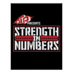 DTP Strength In Numbers Poster