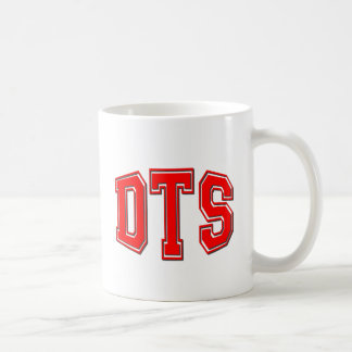 DTS Down To Snuggle Coffee Mug
