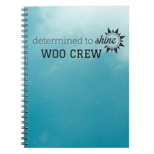 DTS WCrew Notebook