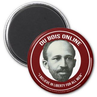 Du Bois Online 2 Inch Round Magnet