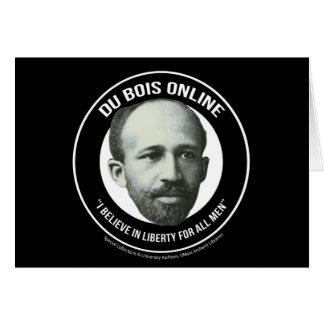 Du Bois Online Tarjeta De Felicitación