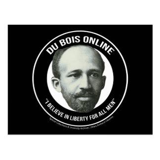 Du Bois Online Tarjeta Postal