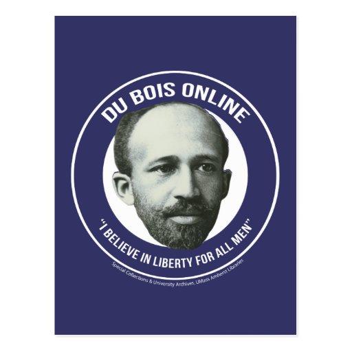 Du Bois Online Tarjetas Postales