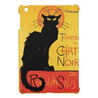 Du Chat Noir Black Cat Salis Case For The iPad Mini