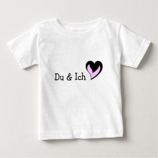 Du&Ich Babyshirt Baby T-Shirt