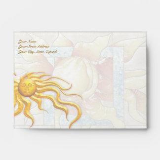 Du Soleil - sobre del vintage