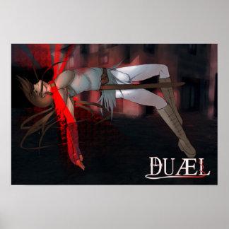 DUÆL - Cadfael Poster