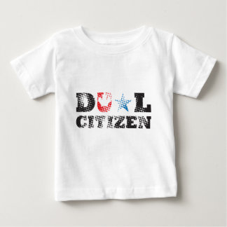 Dual Citizen Baby T-Shirt