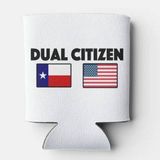 Dual Citizen Can Cooler