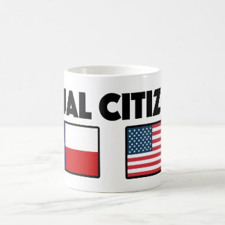 Dual Citizen Coffee Mug