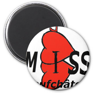 Dual-core Miss Neufchatel Hardelot 1 PNG Magnets