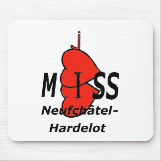 Dual-core Miss Neufchatel Hardelot 1 PNG Mousepad