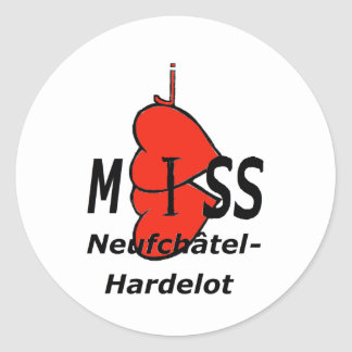 Dual-core Miss Neufchatel Hardelot 1 PNG Sticker