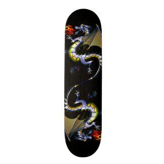 Dual Dragons Skateboard