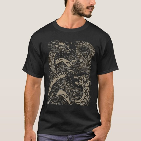 Dual Dragons T-Shirt