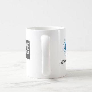 Dual Logo Scout/Signal Mug
