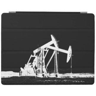 Dual Oil Pumping (pump jack) Units iPad Smart Cover