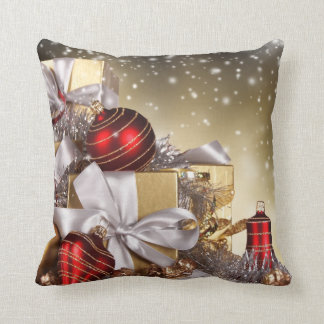 Dual sided Christmas Pillow