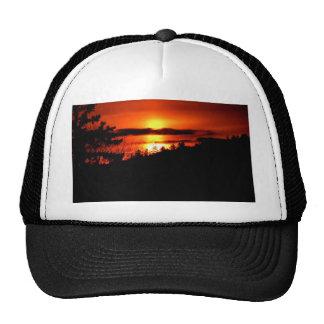 Dual Sunset Trucker Hat