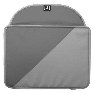 Dual-Tone Rickshaw Flap Sleeve For MacBooks