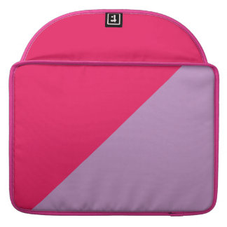 Dual-Tone Rickshaw Flap Sleeve MacBook Pro Sleeve