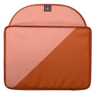 Dual-Tone Rickshaw Flap Sleeve MacBook Pro Sleeves