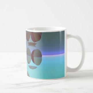Dual Worlds - CricketDiane Art Coffee Mug