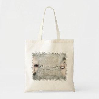 Dualidad - bolso medio bolsa tela barata