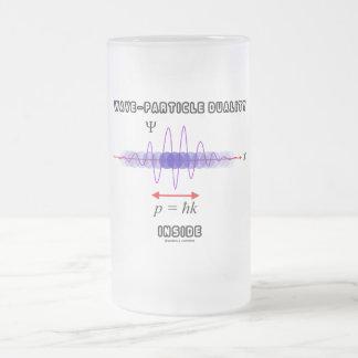 Dualidad de la Onda-Partícula dentro del principio Taza De Cristal