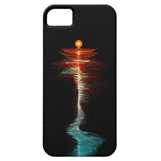 Dualidad de la Partícula-Onda Funda Para iPhone SE/5/5s