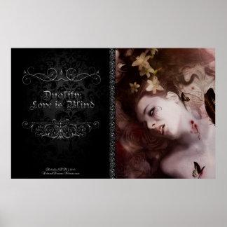 Dualidad - edición especial póster
