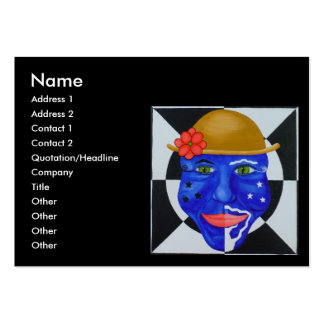 Duality Business Card
